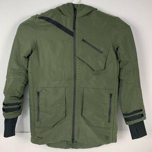 6d40a4f6a55b Puma Jackets   Coats - NEW Puma Ferrari Hooded Insulated Zip-Up Jacket